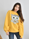 Top_ T_Shirt_ Long Sleeve_ Cotton