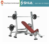 high quality of gym equipment_Incline Bench for work out