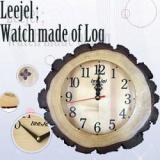 Leejel wood clock_103A