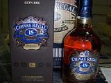 Chivas Regal 12years, 18years, 21years Whisky
