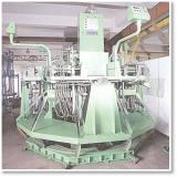 Rotary Die Casting Machine