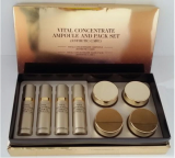 JINDAHAN Vital Concentrate Ampoule and Pack Set