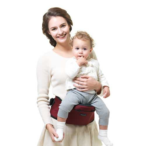 POGNAE 3 IN 1 SMART HIPSEAT-Baby Carrier