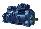 Excavator Hydraulic Main Pump Korean