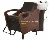 Backwash shampoo chair