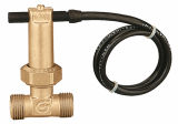 Caleffi 315 Flow switch with magnetically operated contacts