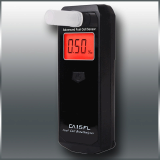 breath alcohol tester with fuel cell sensor_breathalyzer