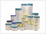 Covering Tapes / Pre-taped Masking Film / Cover Maskers