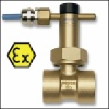 UR1_ UR2 G_A Paddle Type Flow Switch With ATEX Option