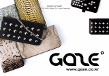Premium Brand 'Gaze' Products Catalog