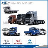 All Kinds of Korean Truck Parts - Miral Auto Camp Corp