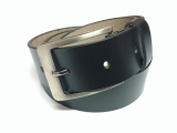 Formal Black Leather Belts