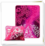 Hangul Portable Cushion Blanket, Travel Pillow Blanket