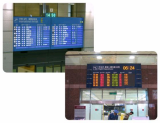 ITS (Flight Information Display System)