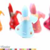Cuty bunny hair clamp