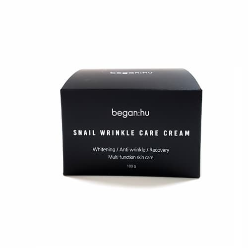 beganhu Snail Wrinkle Care Cream_100g_