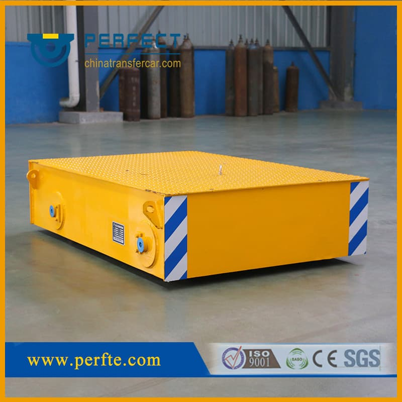 Hot sale motorized railway vehicle for material transfer