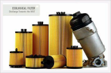 Ecological Cartridge Type Element Oil Filter