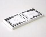 MONEY [Rich memo pad]