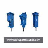 Hydraulic Breaker_Hammer D_A spare parts