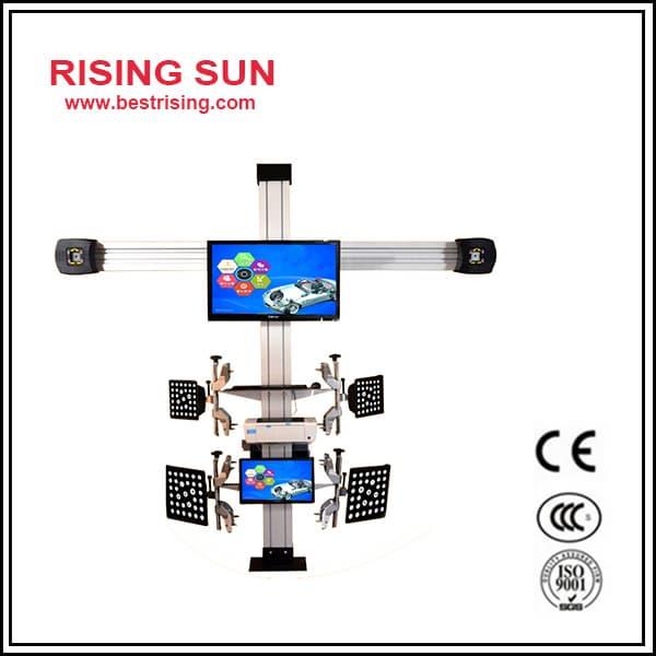 beam alignment machine