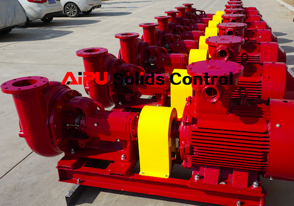 Drilling fluids process centrifugal pump for sale at Aipu