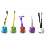 KEIKEI Silicone toothbrush holder for gift