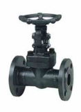 Forged flanged_threaded_welded gate valve