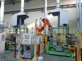 Gravity Die Casting Automation System
