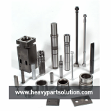 Hydraulic Breaker_Hammer General Breaker GB spare parts
