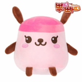 pudding plush toy