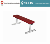 Bench Type Fitness Equipment Gym_Flat Bench