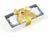 MONEY gold set [Rich memo pad]