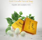 Gold Sericin_Gold Cocoon_ Natural Soap