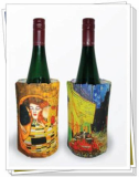 Bottle Cooler, Wine and Champagne Cooler Bag, Made in Korea