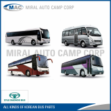 Spare Parts for Korean Daewoo Buses - Miral Auto Camp Corp