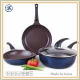 Die Casting Aluminum Ceramic Coating Fry Pan