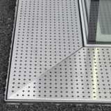 Perforated Metal Grating