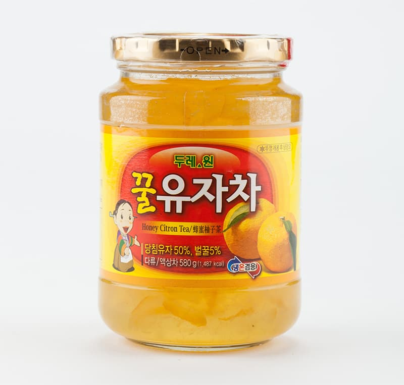 Dooraeone Honey Citron Tea