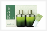 Clanswer Natural Solution Refreshing Homme Set