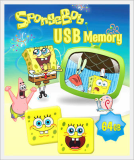 USB Flash Drives -SpongeBob