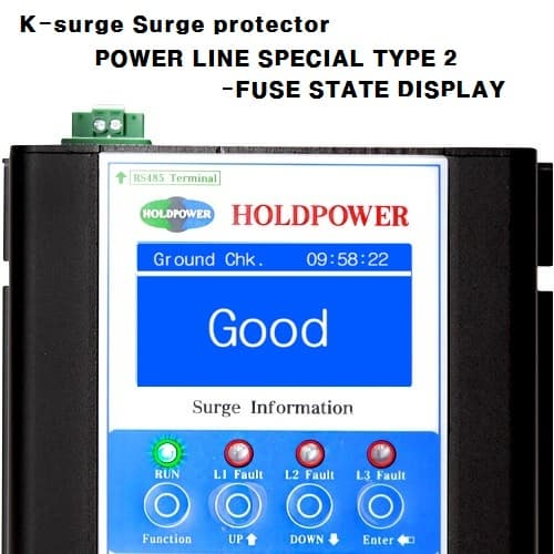 Surge Protective Device Spd Power Line From K Surge