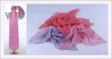 Natural Dyed Necktie and Scarf
