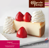 The Cheesecake Factory Bakery Retail Line Product