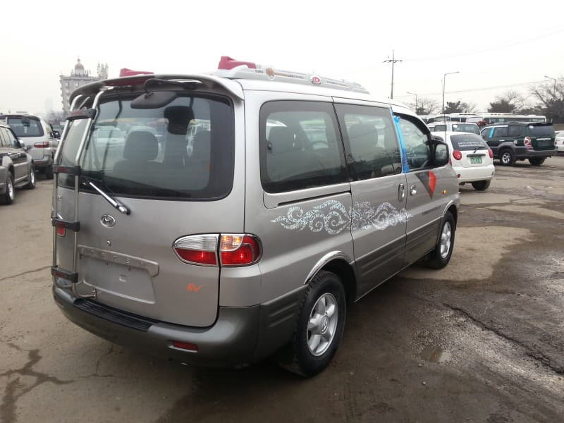 HYUNDAI STAREX JUMBO KOREAN USED CAR