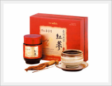 Light Red Ginseng Extract Puffed Concentrate