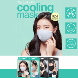 Reusable Washable Breathable Fabric 3_Ply Premium Face Mask
