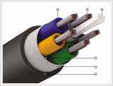 Mercury Fiber Optic Multi Ribbon Cable