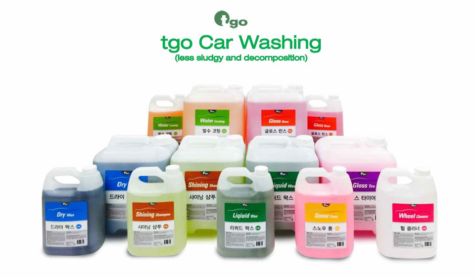 tgo car washing Liquid Wax_ Dry Wax