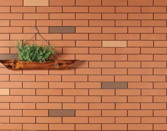 Terracotta Wall Cladding Tiles 240x60mm Tradekorea